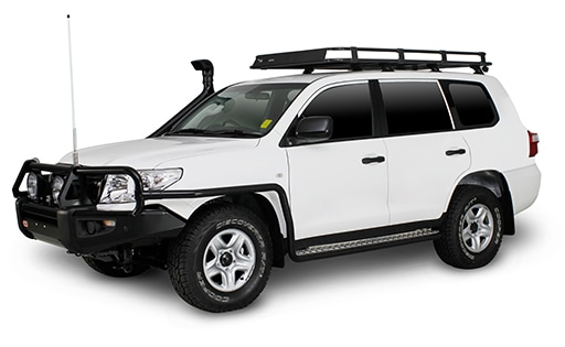 Red Dirt 4WD Rentals 4WD