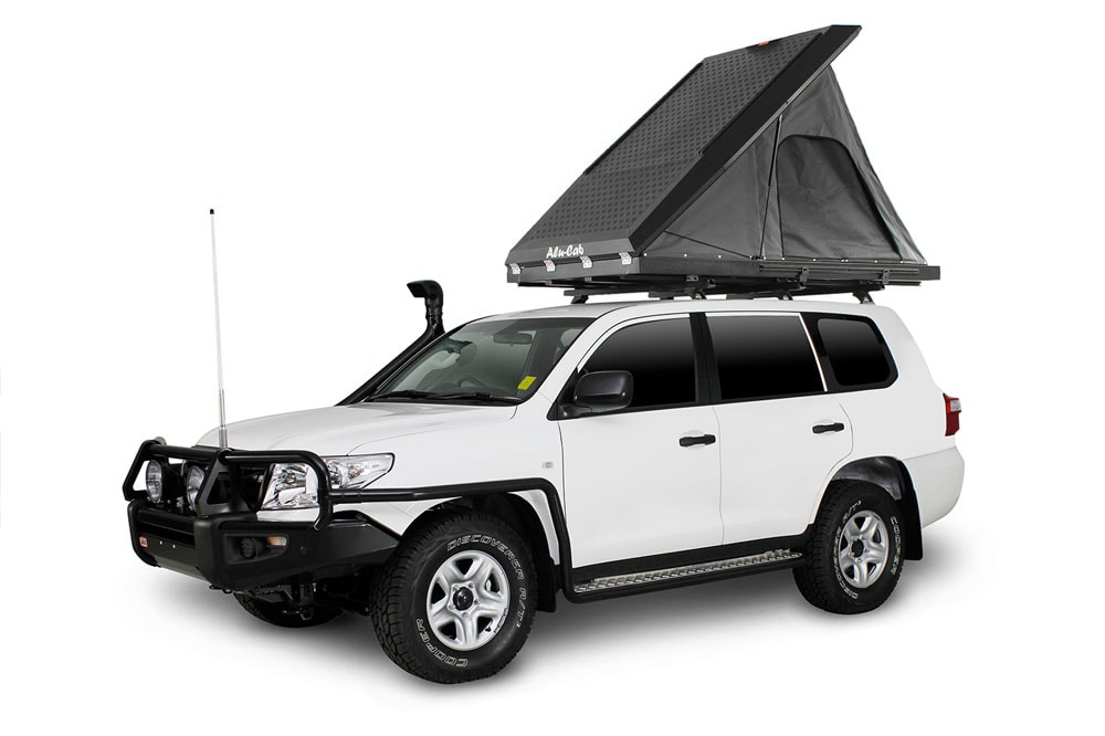 Red Dirt 4wd With Roof Top Tent Red Dirt Rentals