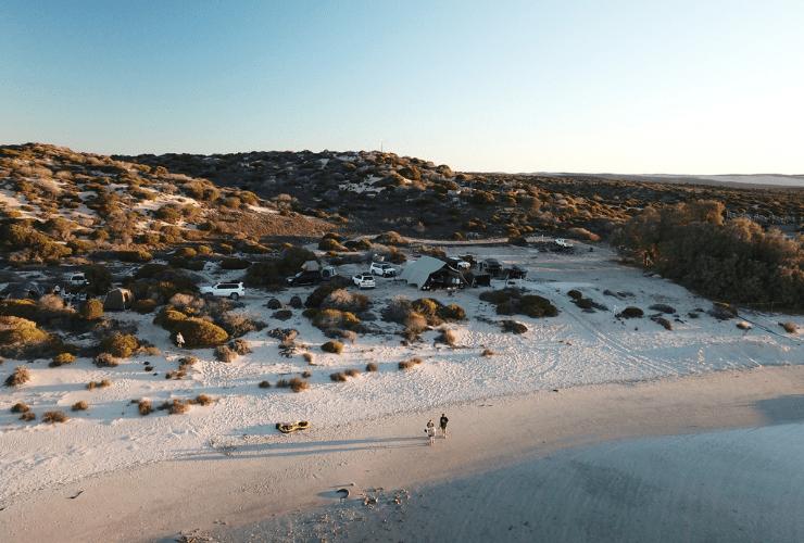 Dirk Hartog Island homestead Red Dirt 4WD Rentals