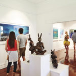 Kay Gallery, located at Mandoon Estate Red Dirt 4WD Rentals.