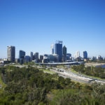 Perth City Skyline Red Dirt 4WD Rentals