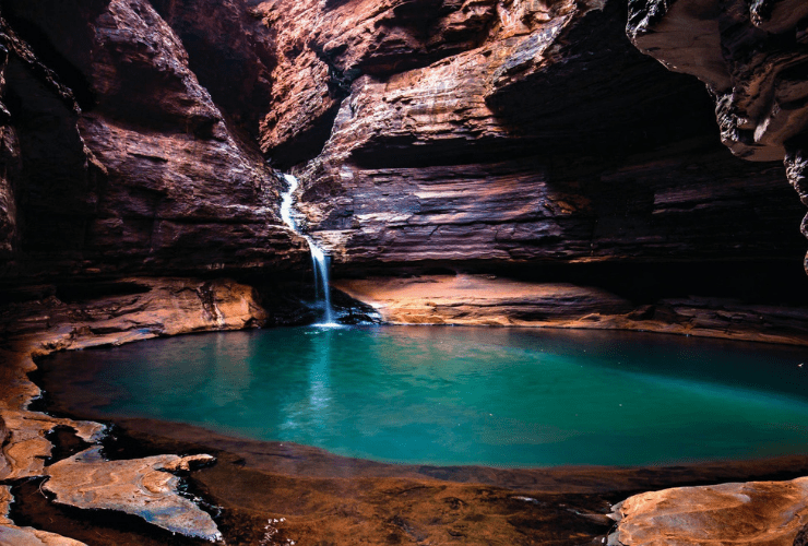 Karijini National Park, Western Australia Red Dirt 4WD Rentals