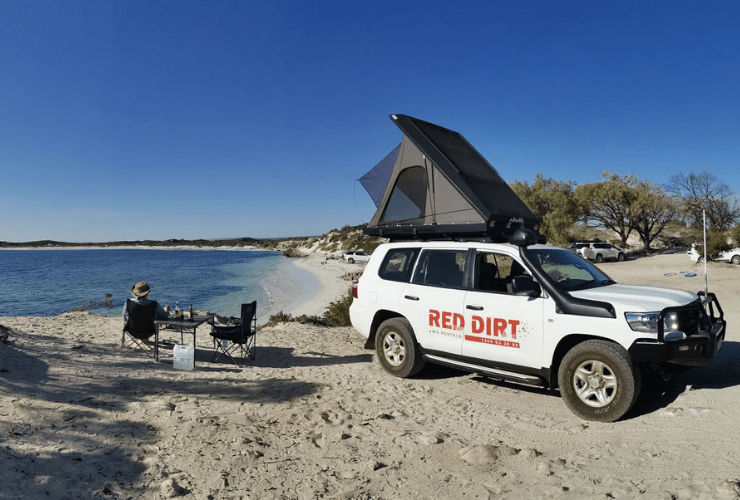 Sandy Cape Recreational Park, Jurien Bay Red Dirt 4WD Rentals
