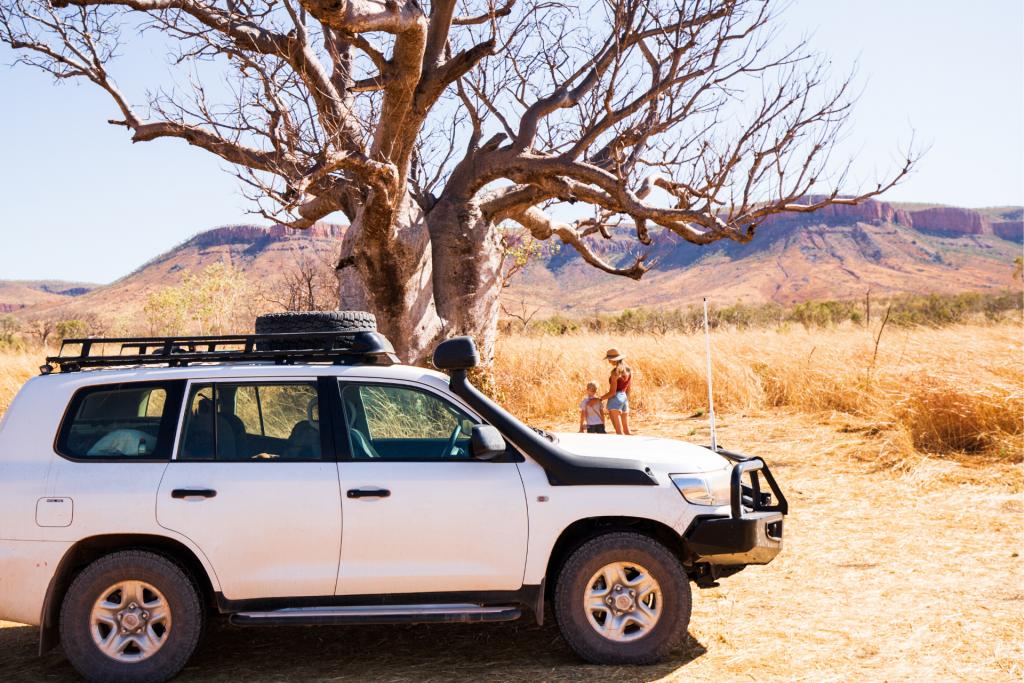 Australia's North West Red Dirt 4WD Rentals