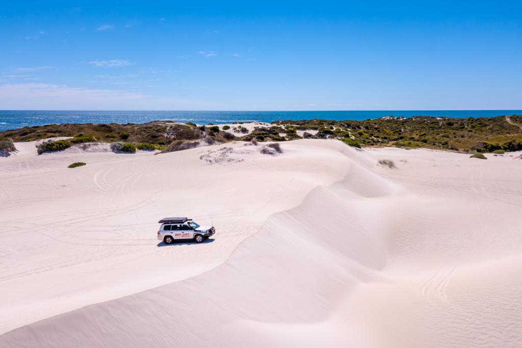 Australia's Coral Coast Red Dirt 4WD Rentals