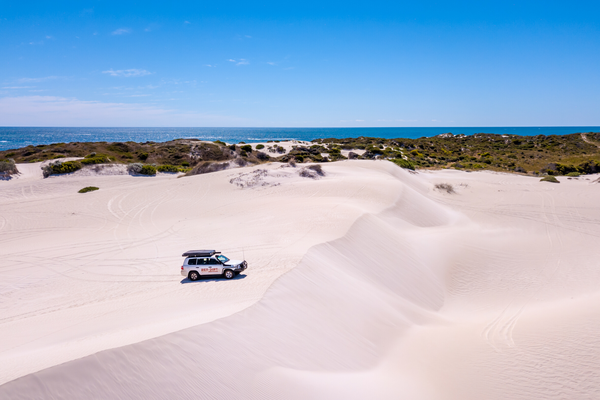 Australia's Coral Coast Red Dirt 4WD Rentals