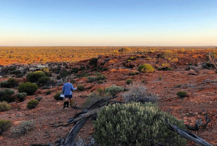 Wooleen Station Western Australia Red Dirt 4WD Rentals