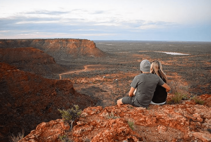 Kennedy Range National Park Western Australia Red Dirt 4WD Rentals