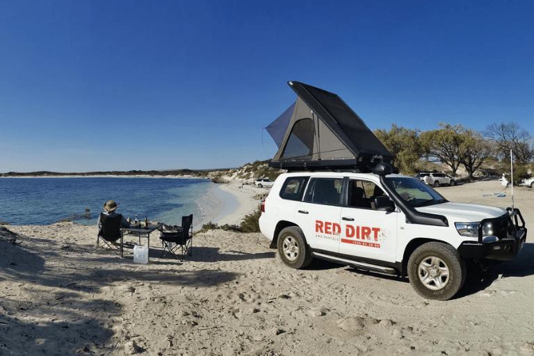 Australia's Coral Coast Red Dirt 4WD Rentals Beverly Nanchen